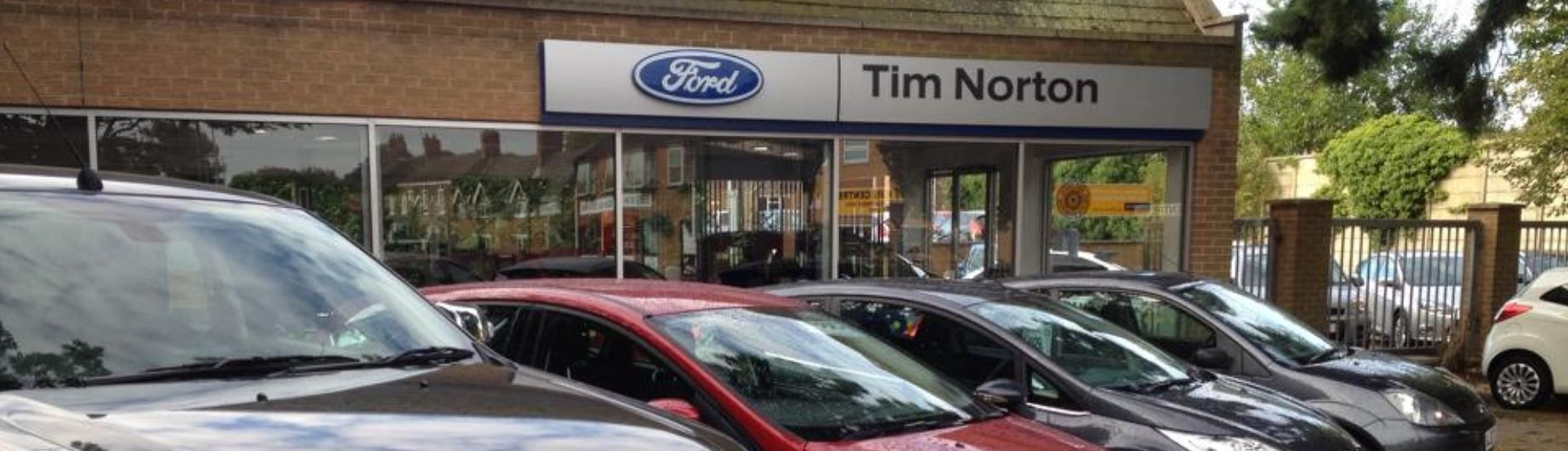 About Tim Norton Motors